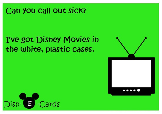 Disney Movies Disney E-card