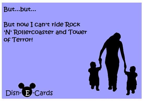 Disney With Kids E-Card