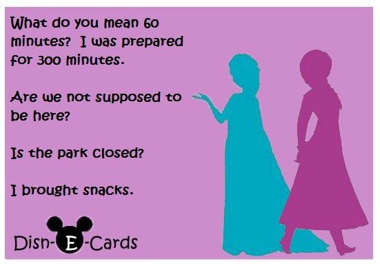 Disney E-Cards Anna and Elsa