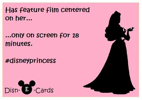 Aurora 18 Minutes Disney E-Card