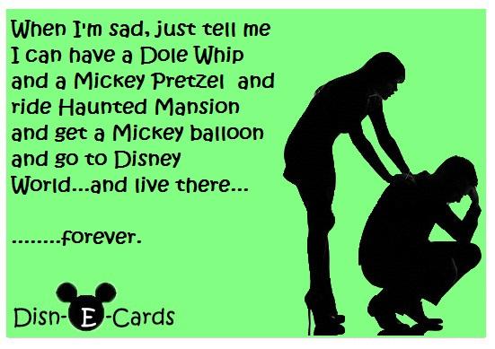 Disney E-card