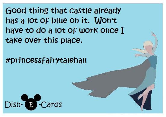 Elsa Disney E-cards