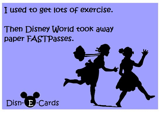 Disney E-Cards Exercise