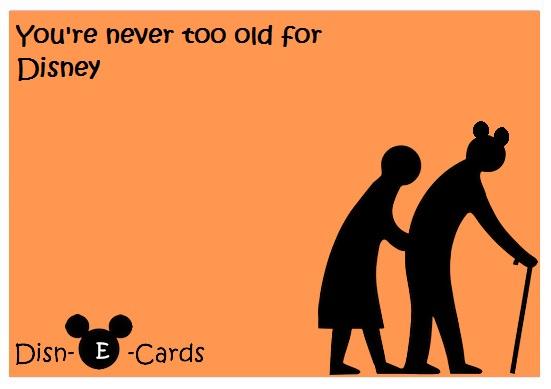Disney E-Cards