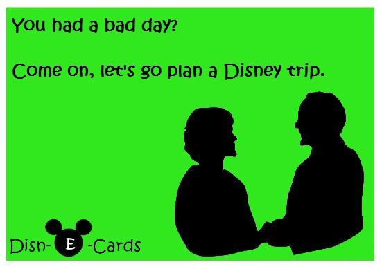 Disney E-Cards Bad Day