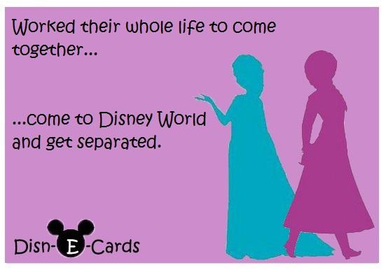 Disney E-Card Frozen