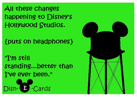 Disney E-cards Earful Tower