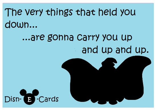 Dumbo Disney E-Card